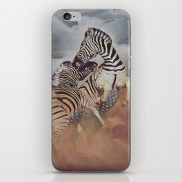 Liberty Song iPhone Skin