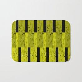 Yellow green Bath Mat