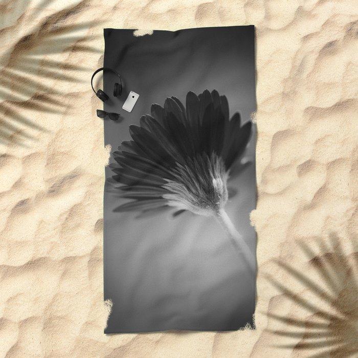 Gerbera III Beach Towel
