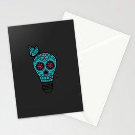 Noche de los Muertos Stationery Cards