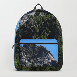 The Yosemite Park Bridal Veil Falls Backpack