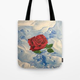 Like an Avalanche Tote Bag