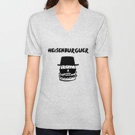 heisenberg parody Unisex V-Neck