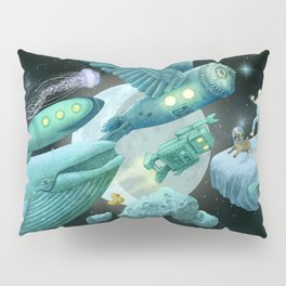 The Darkest Dark Pillow Sham