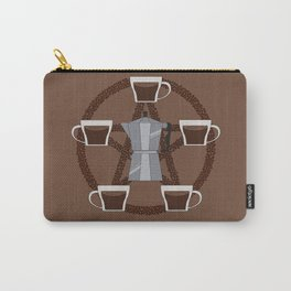 Coffee Summon Carry-All Pouch