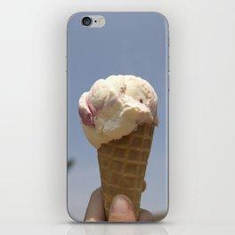 Blackberries & Clotted Ice Cream iPhone Skin