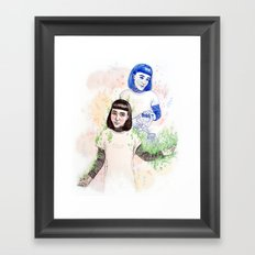 Nurture Yourself  Framed Art Print