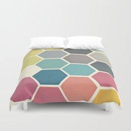 Honeycomb II Duvet Cover