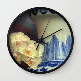 Sublime Striations Wall Clock