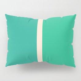 Half a Jade Pillow Sham