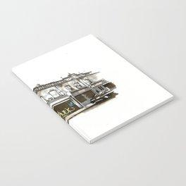 Shutters, Grantham Street, Dublin Notebook