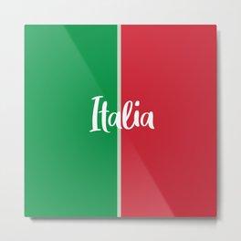 Italia Metal Print