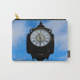 Blissfield Clock I Carry-All Pouch
