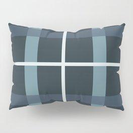Kindred Plaid Ocean Pillow Sham