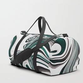 Melted Mint Duffle Bag