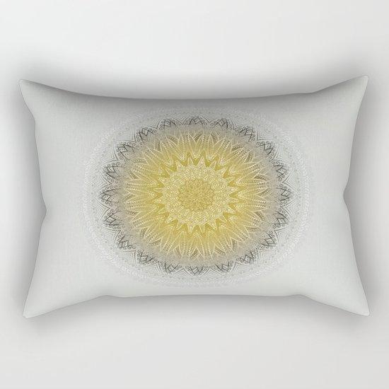 Mandala Love 2 Rectangular Pillow