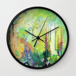 We've Been Waiting for You Wall Clock