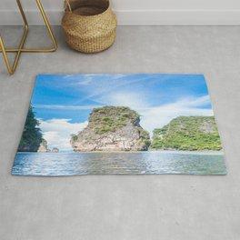 Islets in Phang Nga Bay Rug