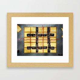 logo 2 Framed Art Print