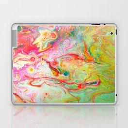 Blazing Marble Laptop & iPad Skin