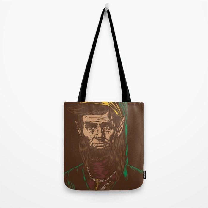Abraham LINKoln Tote Bag