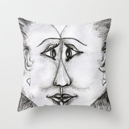 Show yourself some love  Throw Pillow