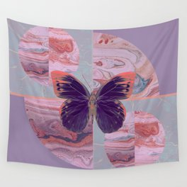 Butterfly Universe Wall Tapestry