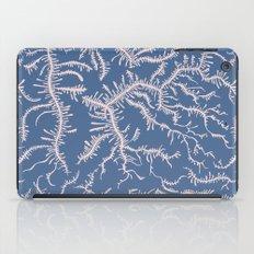 Ferning - Pink/Blue iPad Case