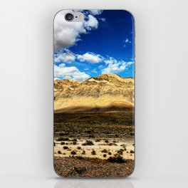Death Valley Beauty iPhone Skin