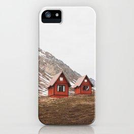 Hatcher Pass iPhone Case