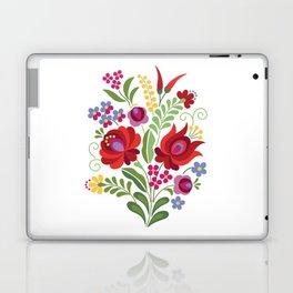 Hungarian Folk Design Red Peppers Laptop & iPad Skin
