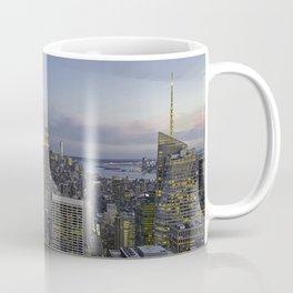 My golden city. Coffee Mug