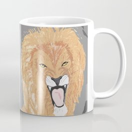 The Lion of the Tribe of Judah Coffee Mug