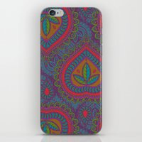 decorative iPhone & iPod Skins featuring Decorative by Aimee St Hill
