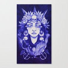 Cyhiraeth - 海的死神 Canvas Print