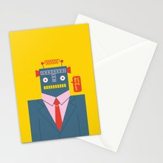 Mr. Roboto Stationery Cards