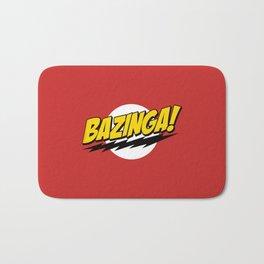 The Big Bang Theory - Bazinga  Bath Mat