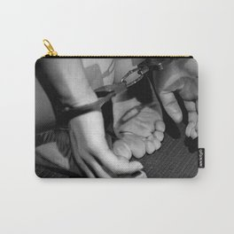 Handcuffed Carry-All Pouch