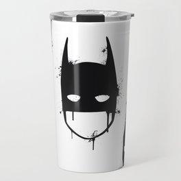 Three Batmen Travel Mug