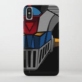 089 Mazinger Z Full iPhone Case