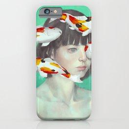 Koi iPhone Case