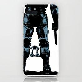 RoboDuel iPhone Case
