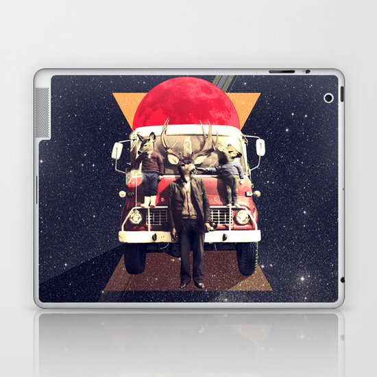 El Camion Laptop & iPad Skin