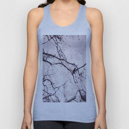 Winter Crow Unisex Tank Top