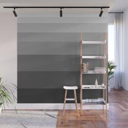 Shade of Grey. Wall Mural