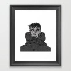 Shields Framed Art Print