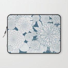 Blue Sketchbook Laptop Sleeve