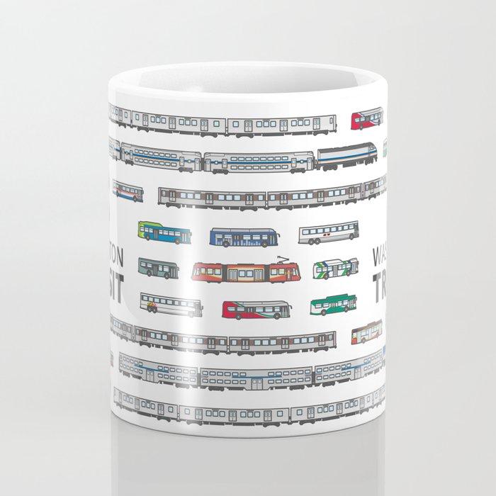 The Transit of Greater Washington Coffee Mug