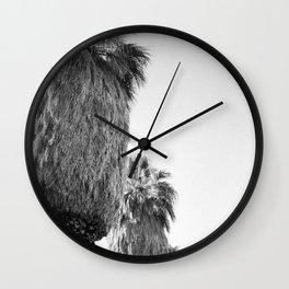 Palms Palm Springs Wall Clock