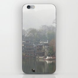 China's ancient town iPhone Skin
